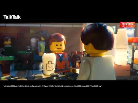 TalkTalk Box Office: The LEGO Movie