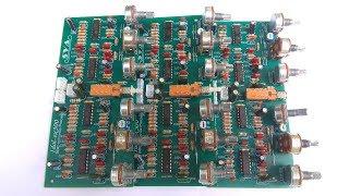 Cách lắp đặt và test thử mạch nâng tiếng IDOL ex300 không ù xì