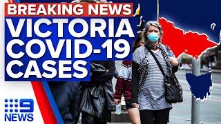 Victoria records 705 new local COVID-19 cases | Coronavirus | 9 News Australia