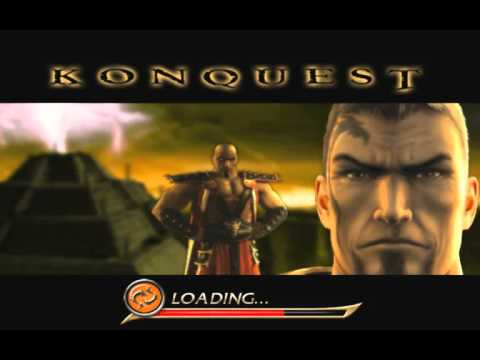 MKA:Konquest Mode Walkthrough Part1