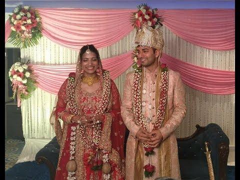 Warangal Collector Amrapali & Sameer Sharma Grand Wedding in Kashmir || Vanitha News
