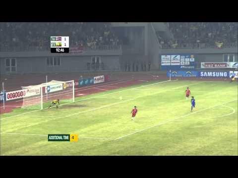 SEA GAMES Myanmar 2013 - Myanmar vs Thailand (women)