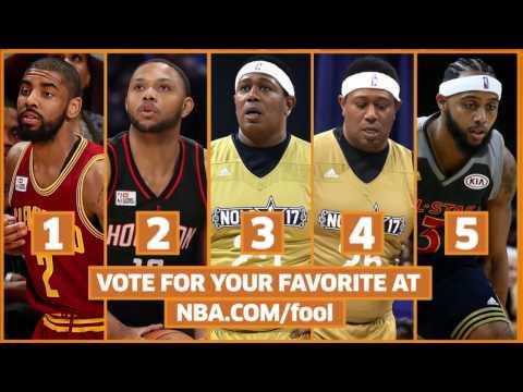Shaqtin' A Fool: All-Star 2017 Edition | Inside the NBA | NBA on TNT