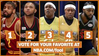 Shaqtin' A Fool: All-Star 2017 Edition | Inside the NBA | NBA on TNT