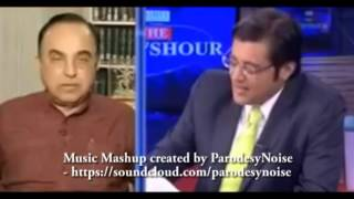 "Swamy to Arnab - ""You Liar"" - Song Mashup by ParodesyNoise"