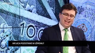 Borowski: Mamy problem z inflacją. Jest za niska.