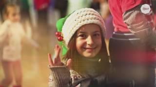 видео Рождественская магия Подолья 2016. Тернополь