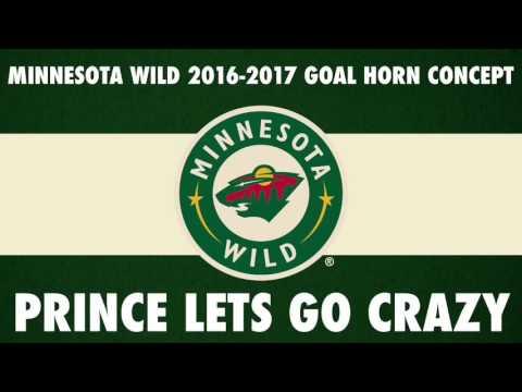 Minnesota Wild 2016-2017 Goal Horn Concept