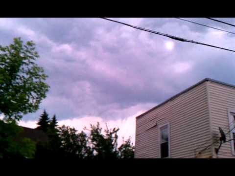 Tornado in Waukegan
