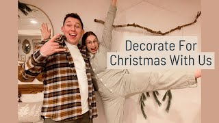 Decorate For Christmas With Us: DIY Projects + Target and Thrift Haul || Mollie Mae