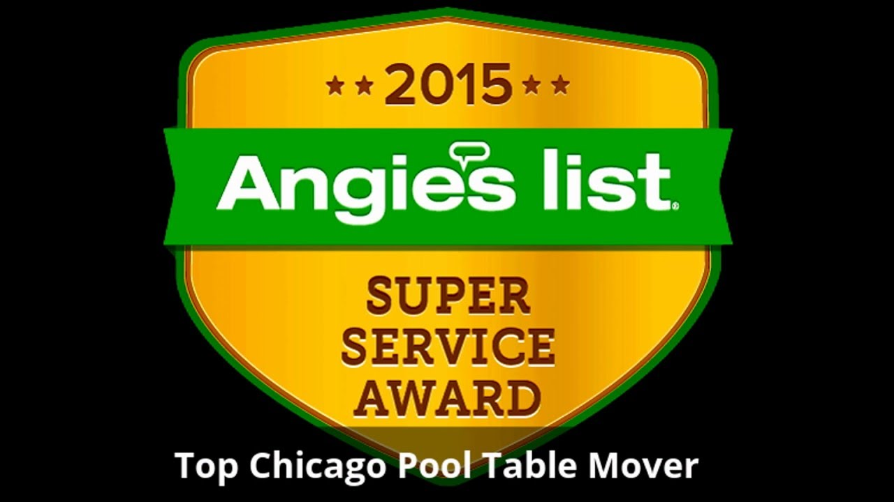 Chicago Pool Table Mover YouTube - Pool table brands list