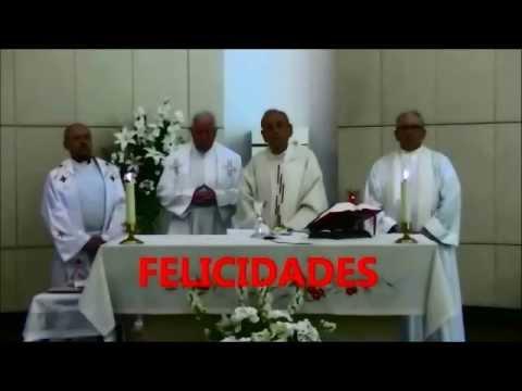 BODAS DE ORO  EN LAS HERMANITAS DE LOS POBRES-7-5-2015