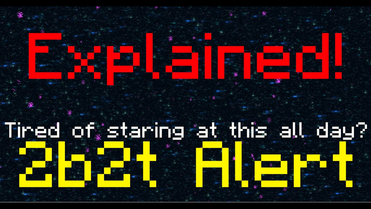 2b2t Text Alert | Explained!