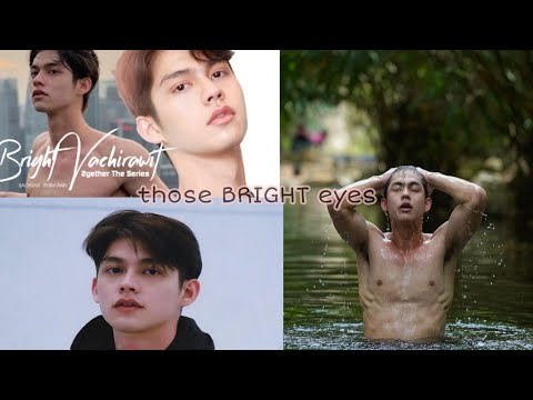 The Hottest Bl Actor In Thailand Bright Vachirawit Chivaaree Those Eyes Will Make You Naked Youtube
