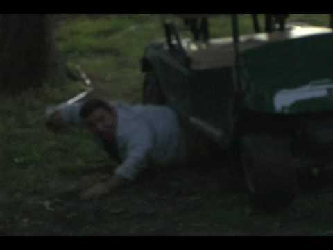 Matt Mira vs Golf Cart