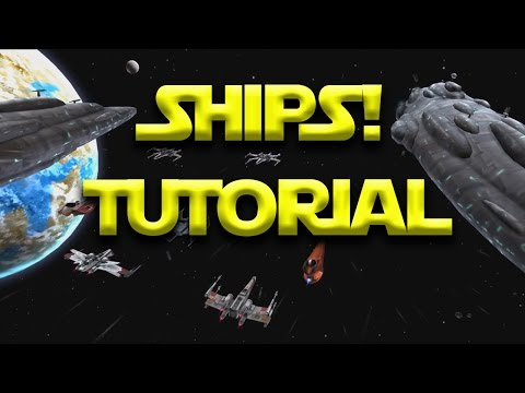 Star Wars: Galaxy Of Heroes - Ships Walkthrough Tutorial