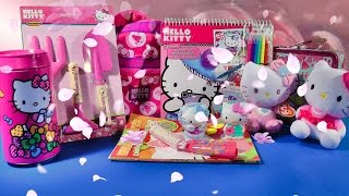 Hello Kitty Toys Collection BIGGEST SURPRISE ハローキティ My Little Pony MLP Hello Kitty Toy Video Review
