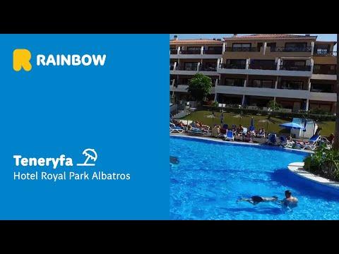 Hotel Royal Park Albatros - Wyspy Kanaryjskie, Teneryfa, Santa Cruz, Hiszpania - Film HD