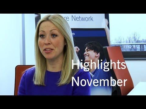 Deutsche Börse Venture Network Highlights November 2017