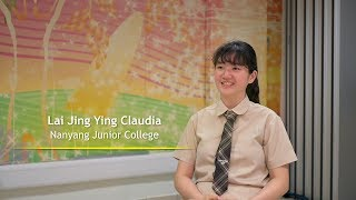 National Young Leader Award 2019 Finalist - Lai Jing Ying Claudia