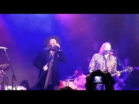 Watch Black Crowes Tear Through 'Shake Your Money Maker' at First Show Since 2013