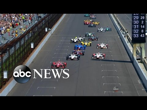 Indianapolis 500 | Thousands of Fans Gear Up