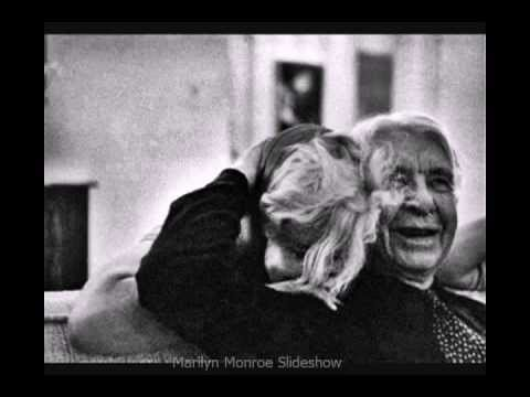 Marilyn Monroe Rare Collection - The Last Known Visit With Carl Sandburg Jan 1962
