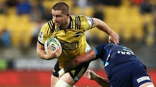 Super Rugby 2019 Round 18: Hurricanes vs Blues