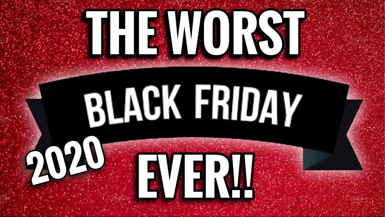 This Is The Worst Black Friday In Years Black Friday 2020 Deals For Movie Lovers Youtube