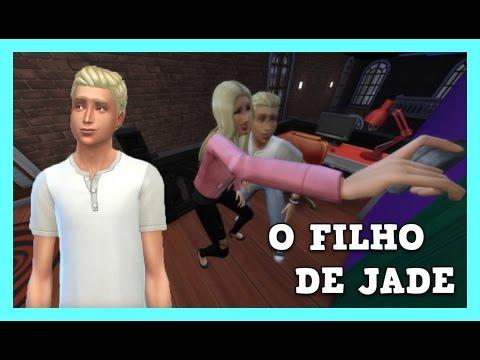 FAMILIA GARCIA  O FILHO DE JADE! #22