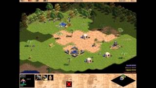 Age of Empires -Egypt Campaign Complete -Walkthrough-Hardest