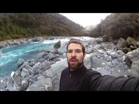 Huntingtrip West coast New Zealand