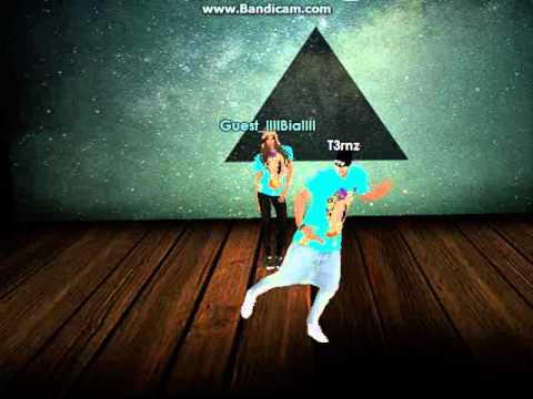 llllBiallll ft. T3rnz - Harlem Shake IMVU !