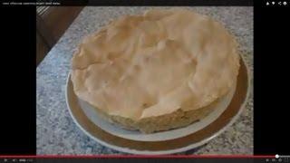 Шарлотка с яблоками сладкая выпечка в духовке
