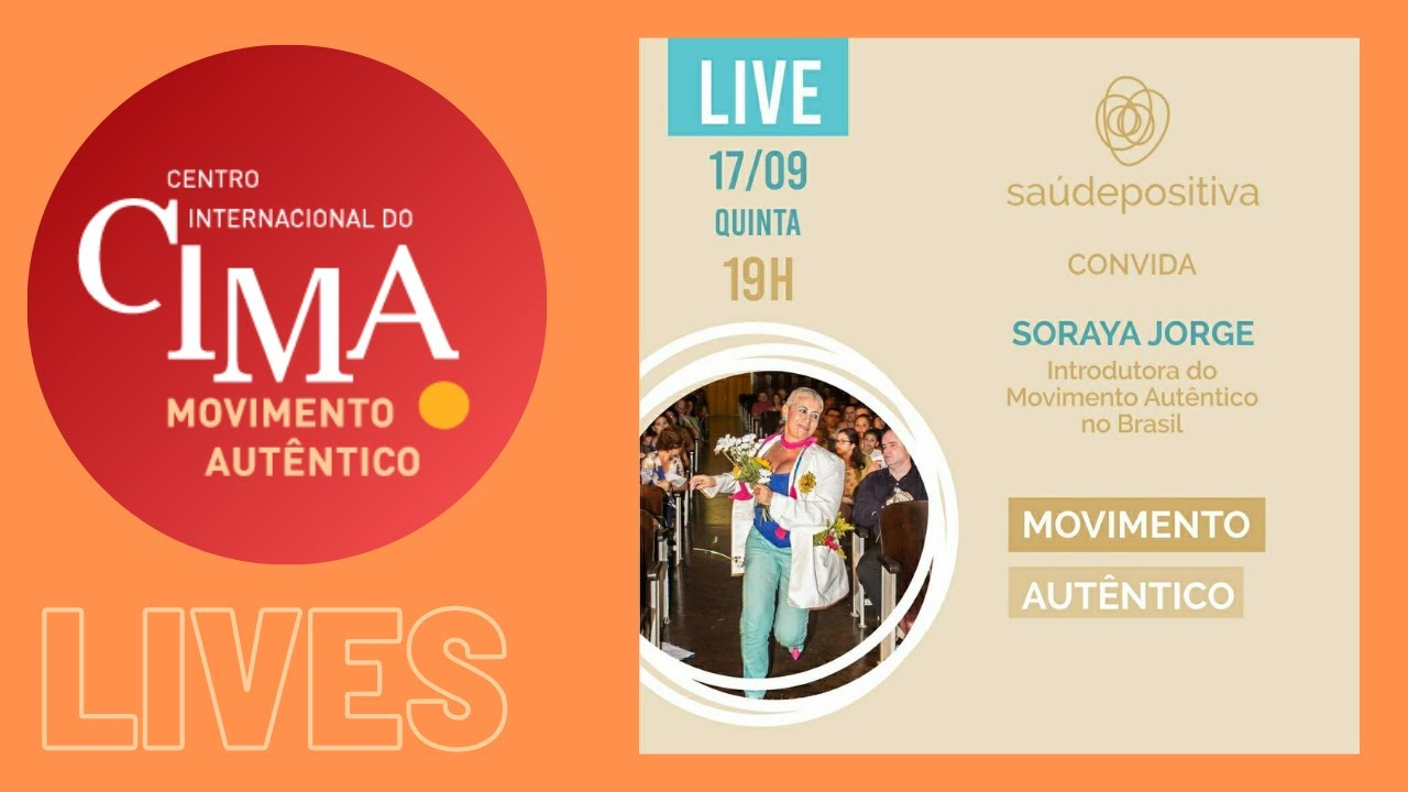 O que o movimento do outro gera em você? Soraya Jorge fala com Maria Claudia Grillo
