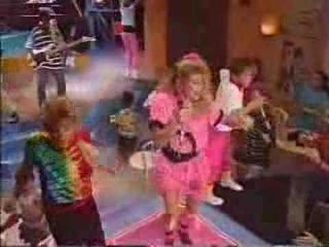 Kids Incorporated - The Locomotion (1989) - YouTube