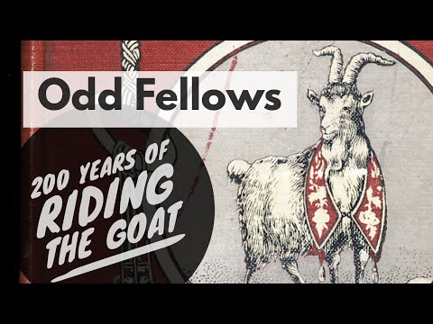 Odd Fellows: 200 Years Of Riding The Goat At The DeMoulin Museum