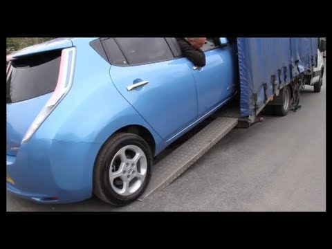 Zero Carbon Leaf Drive   Fully Charged