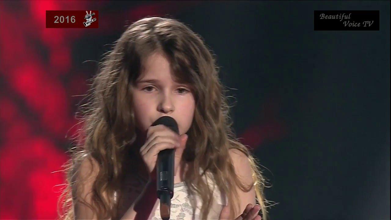 Adele-'Hello'. Maria. The Voice Kids Russia 2016. - YouTube