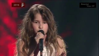 Video Adele-'Hello'. Maria. The Voice Kids Russia 2016. download MP3, 3GP, MP4, WEBM, AVI, FLV Desember 2017