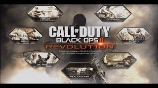 Black Ops 2 How To Download Revolution DLC Map Pack For Xbox 360 2013