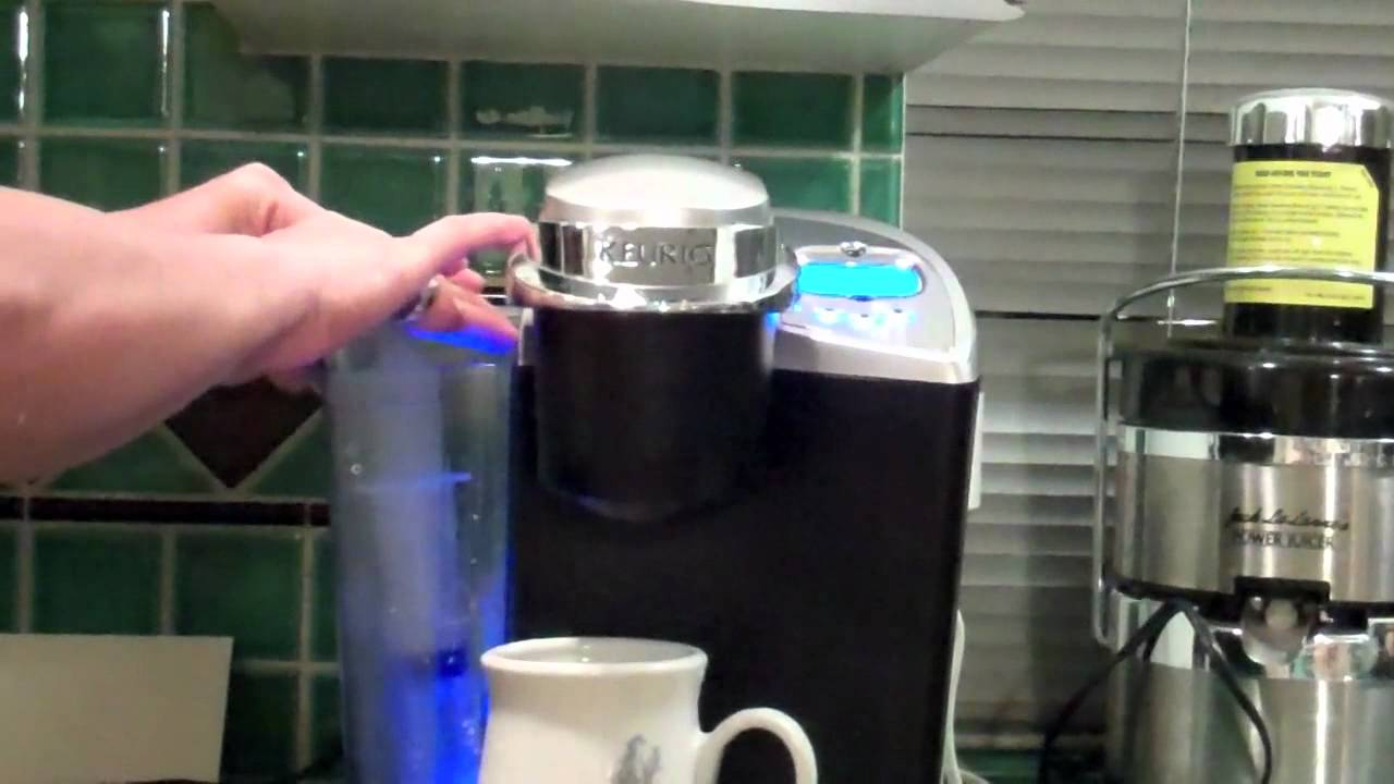 Keurig Coffee Maker Brewing Slow : How to Fix Repair Unclog Keurig -- SUPER EASY! FunnyDog.TV