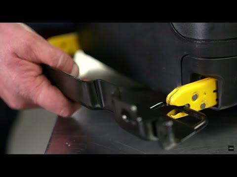 Montaż Systemu ISOFIX W Siedzeniach Samochodowych #101_Napraw
