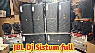 JBL Full Dj Sound System!