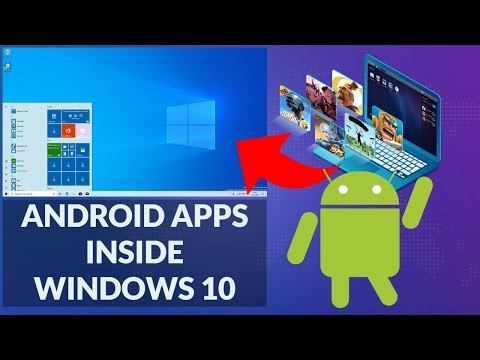How To RUN Android APPS In Windows 10 With BLUE STACKS!