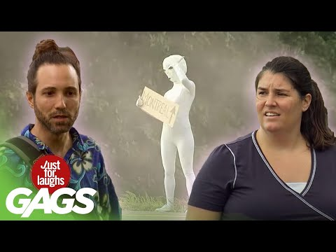 Alien Convicts, Disappearing Dogs and MORE! | Just for Laughs Compilation