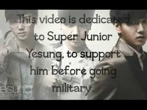 Yesung Military Project RP