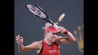 2018 Indian Wells Fourth Round | Angelique Kerber vs. Caroline Garcia | WTA Highlights