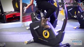 Reebok One Series product introduction @ Queensbay Mall, Pg - 2 May 2015