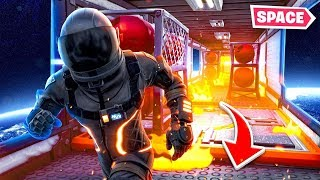Fortnite SPACE ESCAPE!